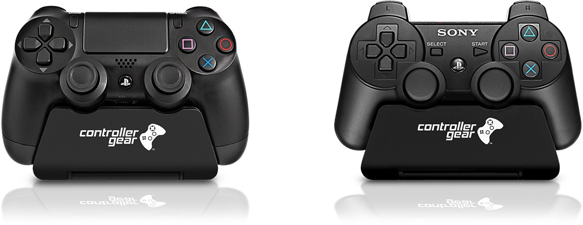 PS4 & PS3 - CONTROLLER STANDS