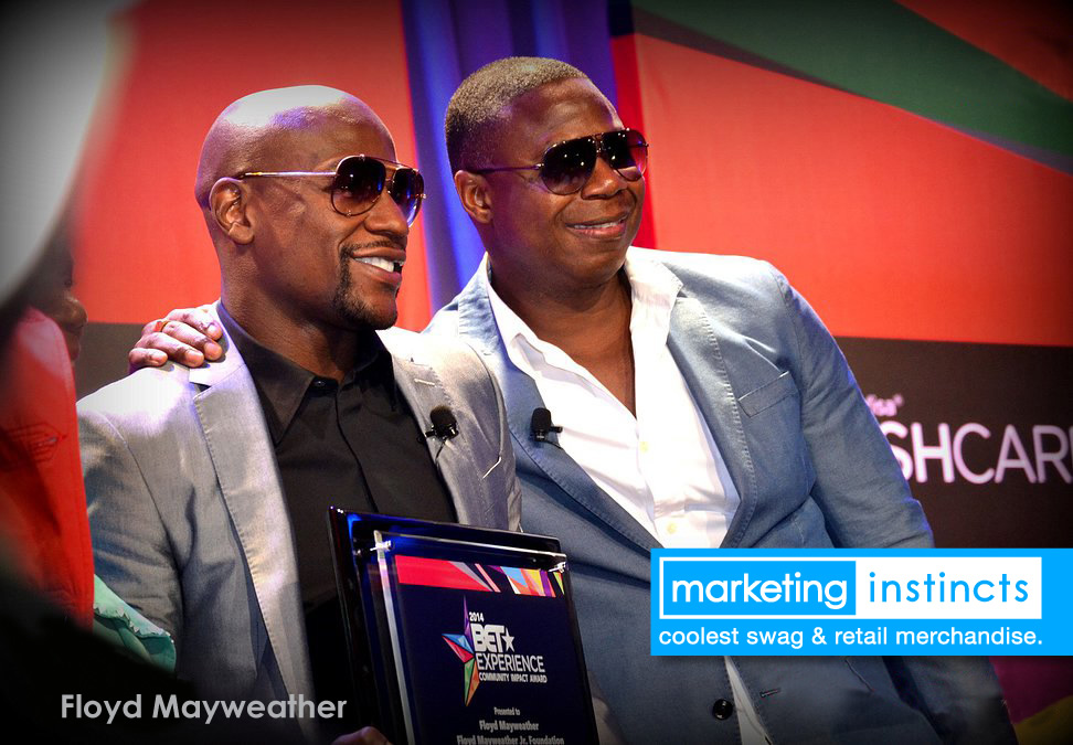 floyd mayweather jr-community impact award-bet awards-2014-coolest swag-marketing instincts
