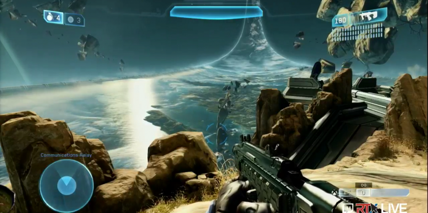 Halo 2 Anniversary Edition featured as part of the Halo: The Master Chief Collection.