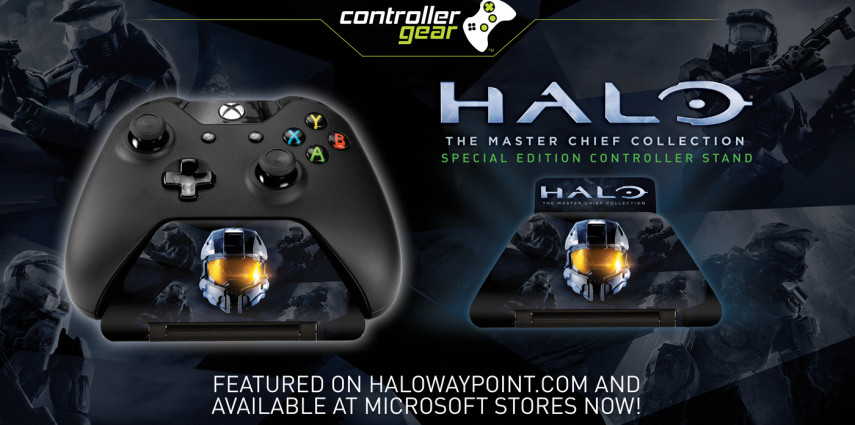 Halo: The Master Chief Collection Xbox One Controller Stand Controller Gear by Marketing Instincts
